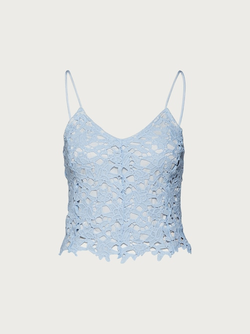 edited -  Top ´Baila´ Damen blau
