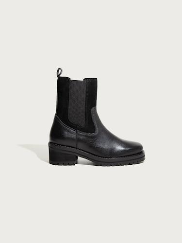 EDITED Boots ´Leilani´ Damen schwarz   Schuhe   EDITED