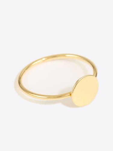 EDITED Ring ´Noelia´ Damen gold | Schmuck > Ringe > Goldringe | EDITED