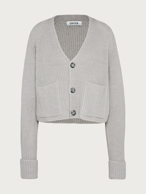 EDITED the label Cardigan ´Laia´ Damen grau