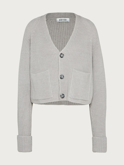 EDITED Cardigan ´Laia´ Damen grau