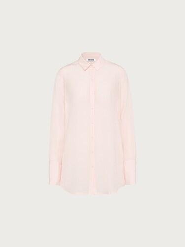 EDITED Seidenbluse ´Sina´ Damen pink | Bekleidung > Blusen > Seidenblusen | EDITED